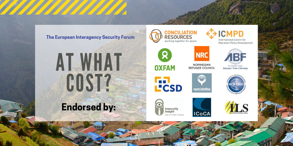 Reflections on GISF's 'At What Cost?' Campaign
