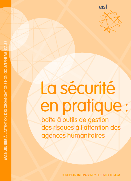 GISF publishes Security to Go in French