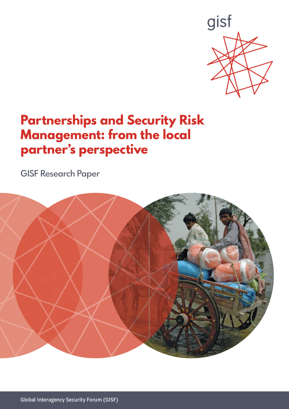 Partnerships and Security Risk Management: from the local partner's perspective