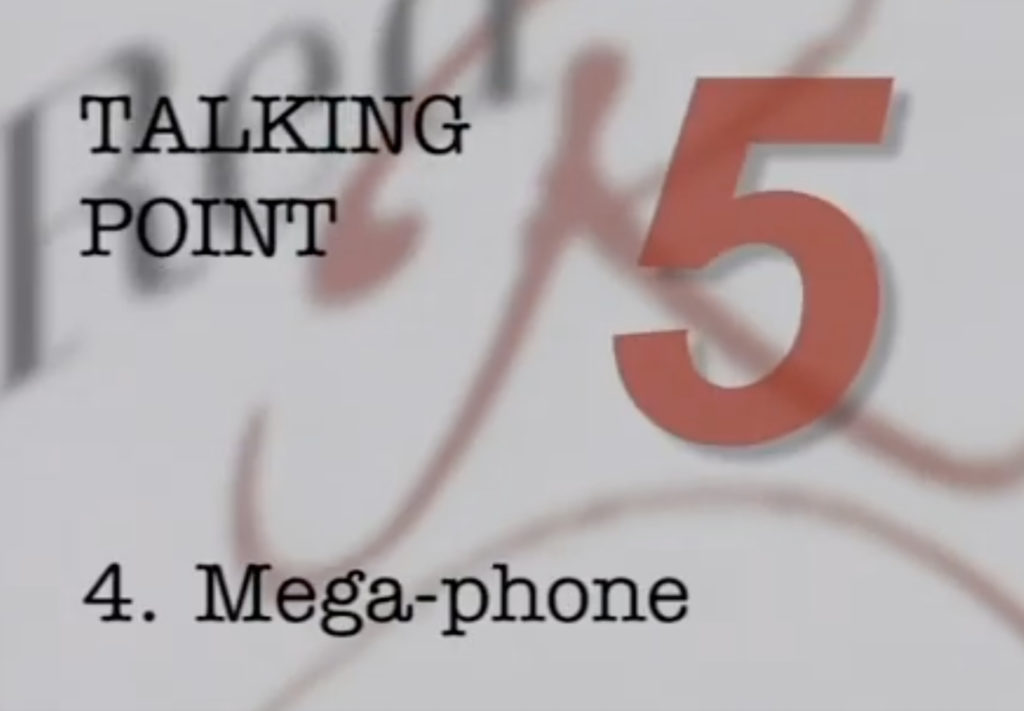 Image for Inter P Comms – Megaphone