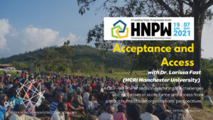 HNPW x GISF | Acceptance & Access