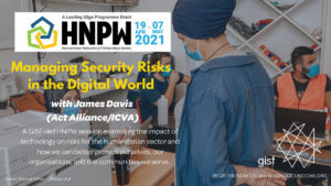 HNPW x GISF | Managing Security Risks in the Digital World