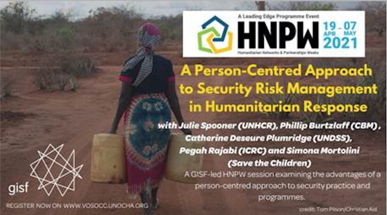 HNPW   A Person-Centred Approach to Security Risk Management   Resources