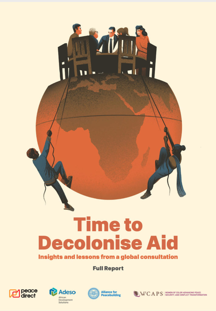 Image for Time to Decolonise Aid | Report