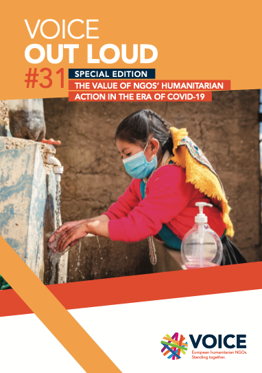 Image for VOICE out loud | Special Edition: The value of NGOs humanitarian action in the era of COVID-19